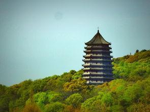 2017年清明杭州之行 4 穿越千年的时代印记 白塔公园