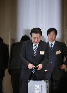 日本野田内阁全体辞职安倍新内阁今夜成立