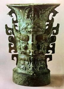 流散日本31件中国古代精品青铜器