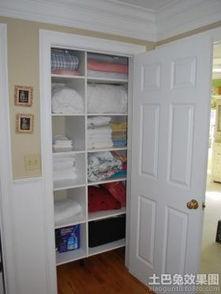 衣柜内装门效果图