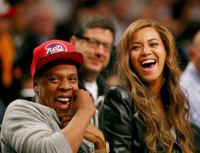 jay-z与妻子碧昂斯观看篮网比赛说唱歌词体现球员地位