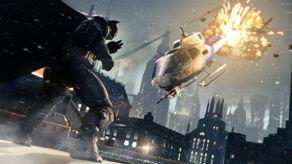 蝙蝠侠 阿甘起源 最新截图 蝙蝠洞霸气登场
