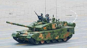 中国99式坦克中国99式坦克最大的特点是什么