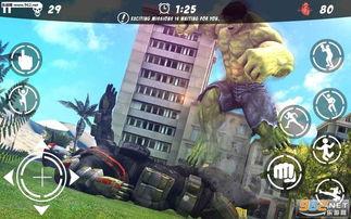 超级英雄城市战争关键流氓打击手机版 超级英雄城市战争中文破解版下载v1.2 乐游网安卓下载