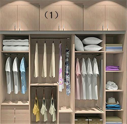 衣柜的底座有几种做法
