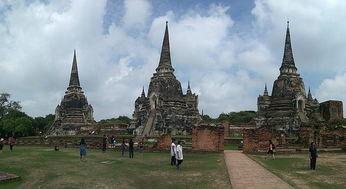 不会泰语泰国自由行
