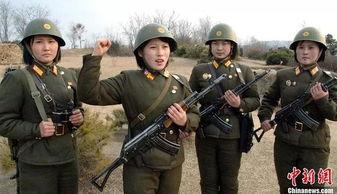 朝鲜阅兵现 战略步枪 霸气侧漏还是故弄玄虚