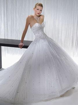 如何设计婚纱礼服