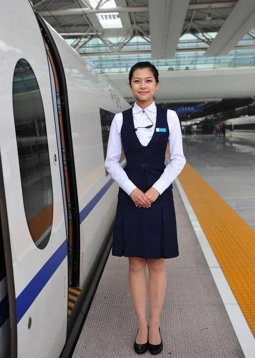 京沪高姐媲美空姐