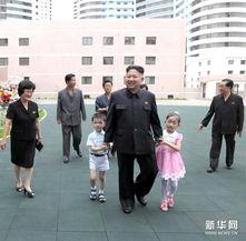 朝鲜确认金正恩已婚 夫人李雪珠