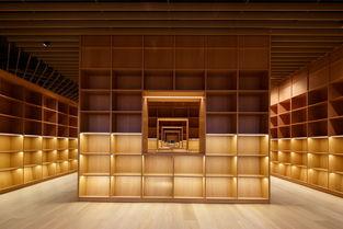 新华书店 光的空间 亮相,安藤忠雄的新作被称为 安藤蛋
