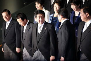 安倍内阁支持率小幅上升国民多不赞同修宪