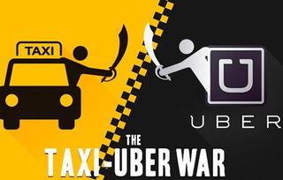 uber滴滴不再打补贴战了