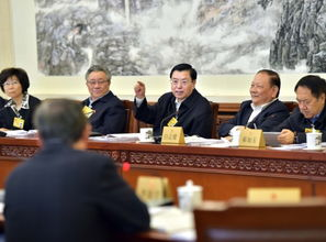 张德江参加全国人大常委会第十四次会议分组审议