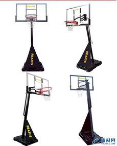 泰州德胜 SBA305 027 标准篮球架 国标 可扣篮 篮球架