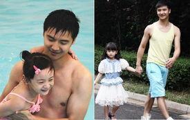 李湘女儿偷吻小小志 盘点抢滩综艺档的 星二代