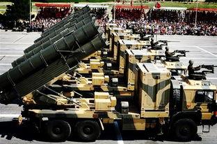 中国ws2多管火箭炮亮相土耳其阅兵式