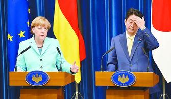 访日强调正视历史默克尔时刻不忘给安倍上课正在日本访问的德国总理安格拉·默克尔10日敦促日本尽早处理好慰安妇等历史问题.
