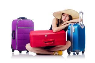 出国玩最怕行李不见5招防箱子走失先撕掉上次旅行的条码