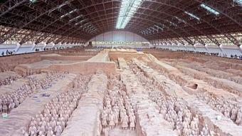 BBC称兵马俑是 征服世界的军队 秦始皇陵依然成谜