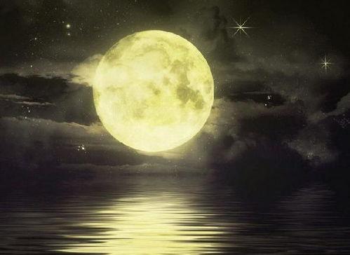 古诗词对月亮的称谓