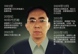 徐翔每天研究股市超过12小时,为什么还需要通过违规违法操作来赚钱?