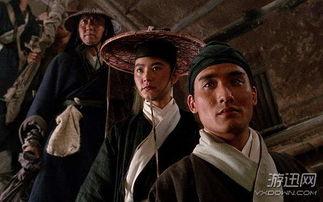 刀光剑影,又见江湖 那些年燃爆我们的十部武侠电影