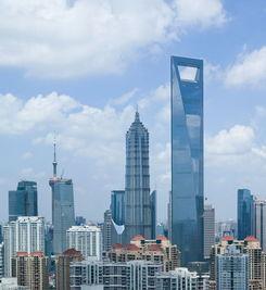 上海国际金融中心能随便进去吗(上海环球国际金融中心为什么像一把