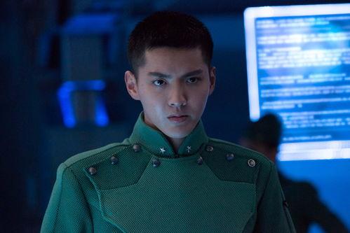 吴亦凡出演《星际特工:千星之城》