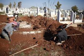 梦见预先挖好的坟墓