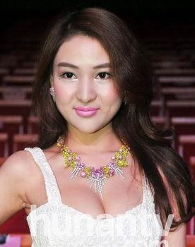 郭美美为演好绿茶婊一角瘦成闪电 上位2之盛筵 女主角