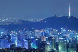 双飞韩国特价旅游韩国首尔南怡岛五天游康辉深圳旅行社