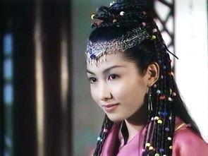 金庸武侠小说最聪明的五位女子,赵敏竟然只排第二