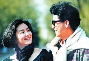 林青霞秦汉大量亲密旧照 深情对望像情侣 2