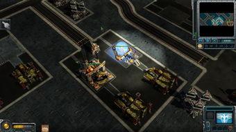 红色警戒3复仇地图下载 红色警戒3复仇任务地图