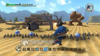 神作降临勇者斗恶龙建造者勇夺亚马逊游戏下载第一位