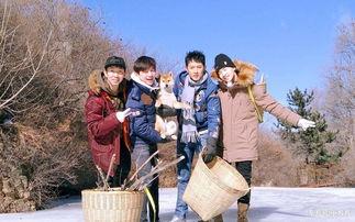 《向往的生活》有三位固定嘉宾:何炅、黄磊、刘宪华。
