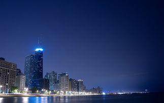 精美城市风光摄影图片