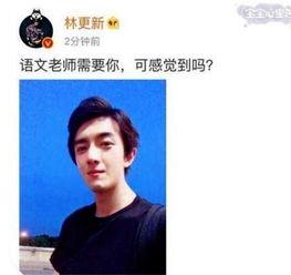 l林更新撞脸王思聪