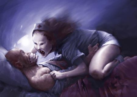 鬼压床是怎么回事?鬼压床是怎样引起的?