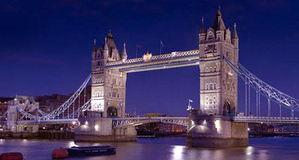伦敦名胜很多建筑维多利亚时代伦敦塔桥最美