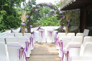 婚礼现场要怎么布置?