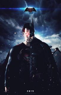 蝙蝠侠大战超人 正义的黎明 Man Steel