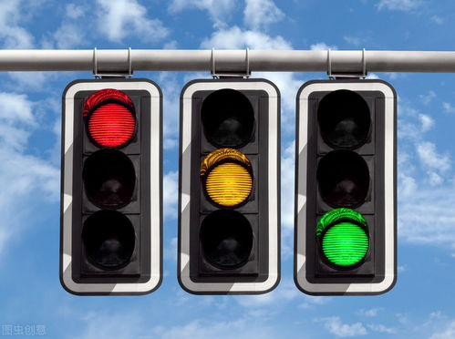 最新的红绿灯知识