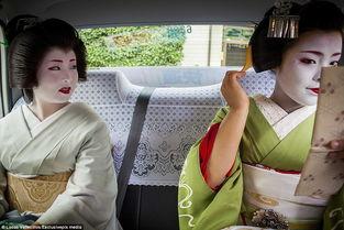 揭秘日本艺伎神秘生活卖艺不卖身组图