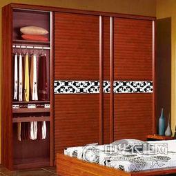 衣柜推拉门拼接设计图