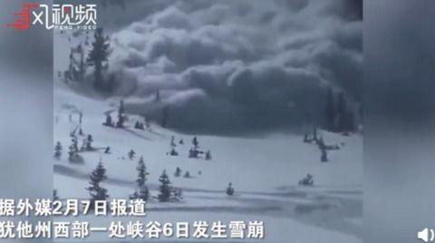 男子拍雪崩逃命全程,雪崩人能存活多长时间