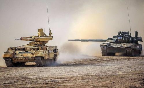 59坦克魔改支援车亮相珠海航展