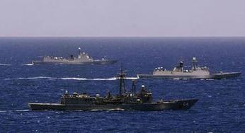 澳媒澳正在南海走钢丝政客鼓吹派船闯南海