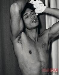 名模出镜 大师镜头下的全裸人体艺术